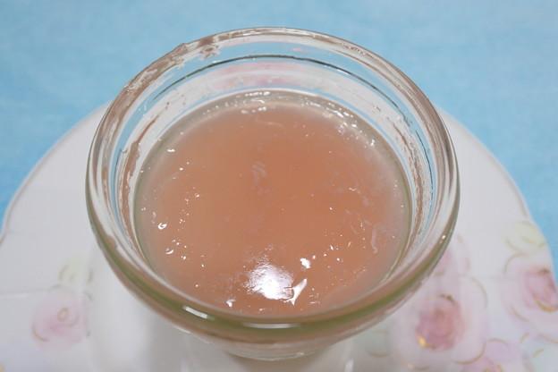 モロゾフ*清水白桃のプリン2