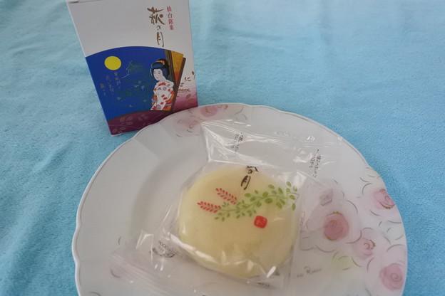 仙台銘菓*萩の月1