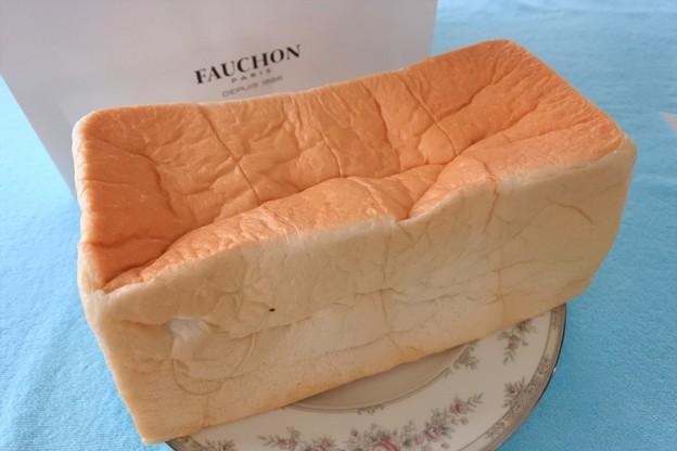 Photos: FAUCHON*生食パン(パン・クレーム・フレ)1