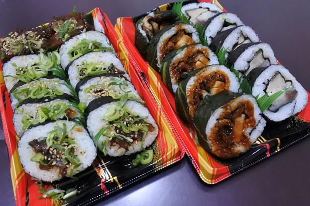 大丸東京*タキモトの創作寿司2