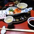 Photos: 石和温泉 「くつろぎの邸 くにたち 」夕食2