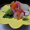 Photos: 石和温泉 「くつろぎの邸 くにたち 」夕食9