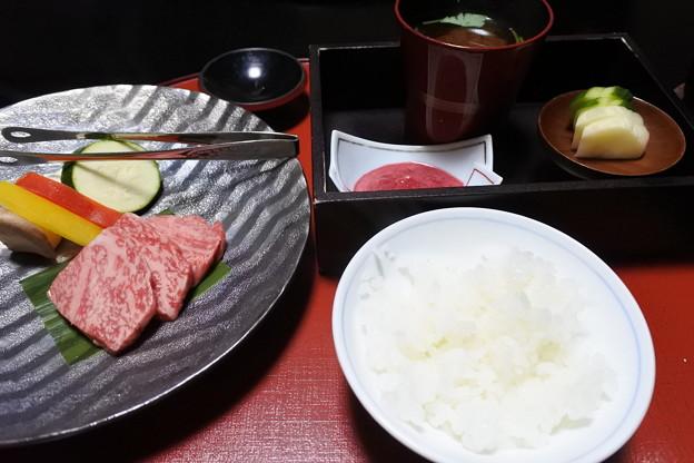 石和温泉 「くつろぎの邸 くにたち 」夕食10