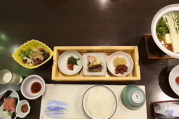 石和温泉 「くつろぎの邸 くにたち 」朝食1