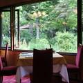 軽井沢万平ホテルの朝食ダイニング1