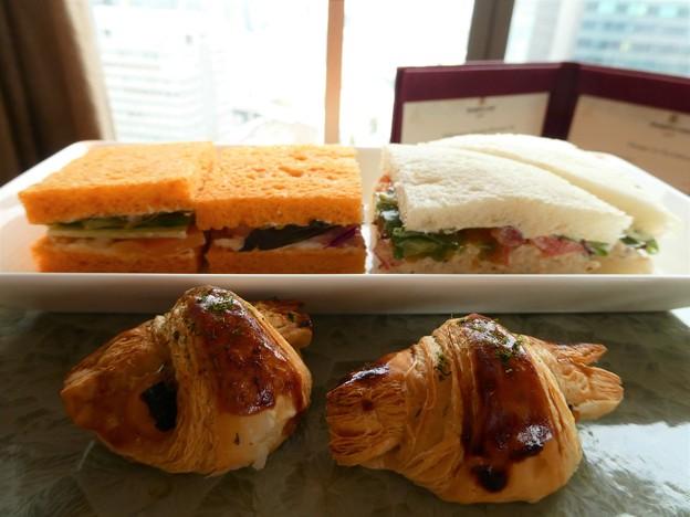 シャングリ・ラ ホテル東京*ハロウィーン アフタヌーンティー6