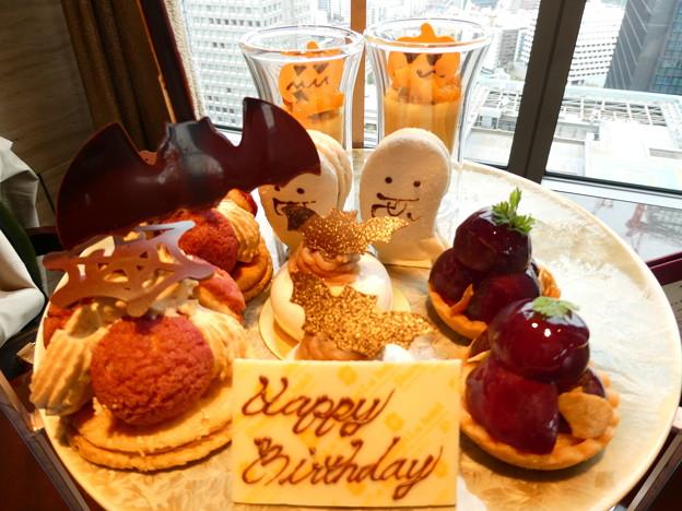 シャングリ・ラ ホテル東京*ハロウィーン アフタヌーンティー10