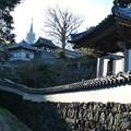 平戸・寺院と教会の見える風景1