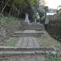 平戸・寺院と教会の見える風景3