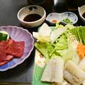 平戸温泉・旗松亭の夕食3