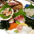 平戸温泉・旗松亭の夕食4