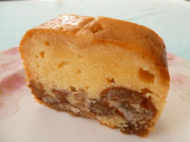 足立音衛門*栗のケーキ「樂」5