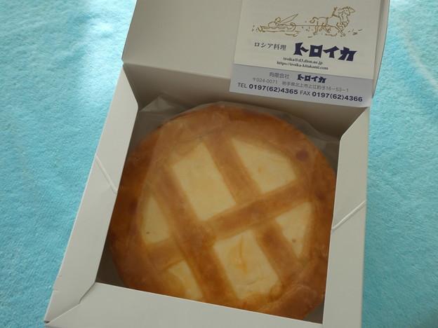 岩手県北上市*トロイカのチーズケーキ1