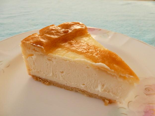 岩手県北上市*トロイカのチーズケーキ3