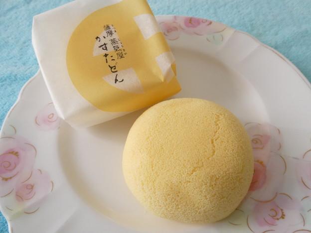 鹿児島銘菓・薩摩蒸氣屋*かすたどん3
