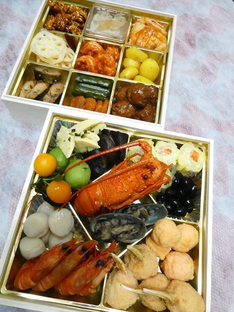 銀座アスター・名菜おせち料理・福1