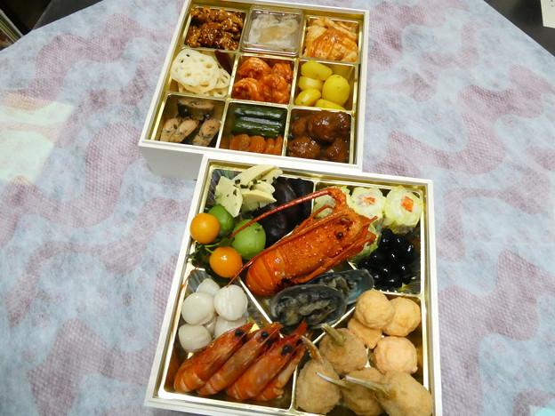 銀座アスター・名菜おせち料理・福2