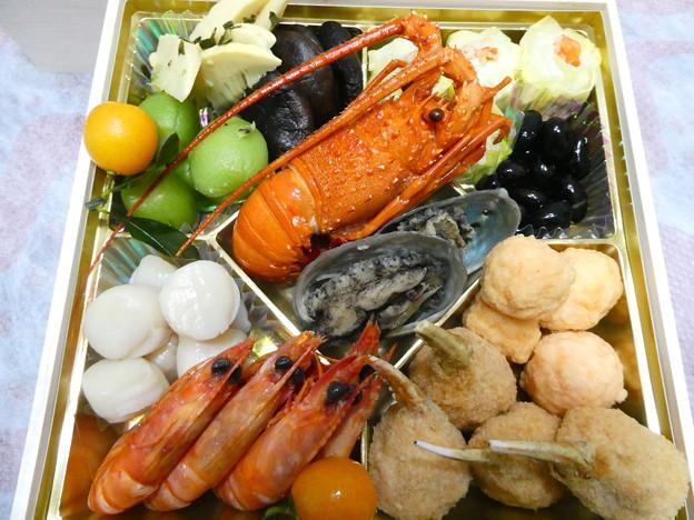銀座アスター・名菜おせち料理・福3