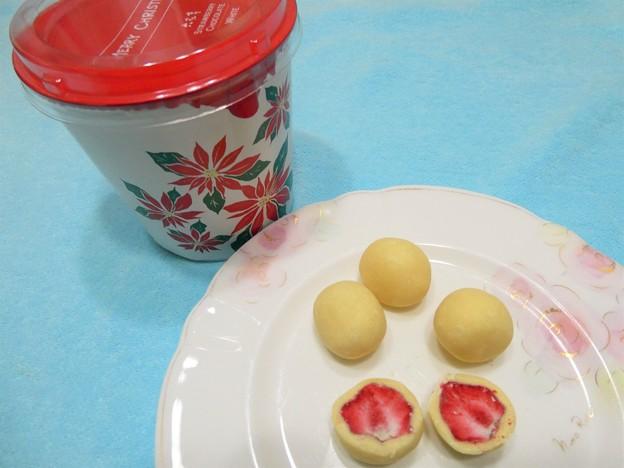 六花亭*ストロベリーチョコレート1