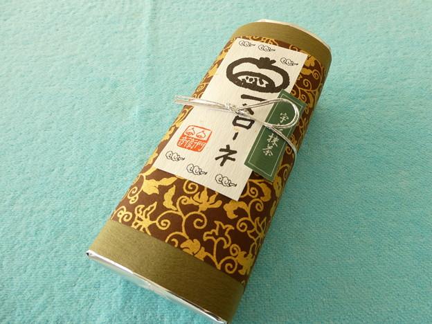 Photos: 足立音衛門*抹茶と栗のパウンドケーキ1