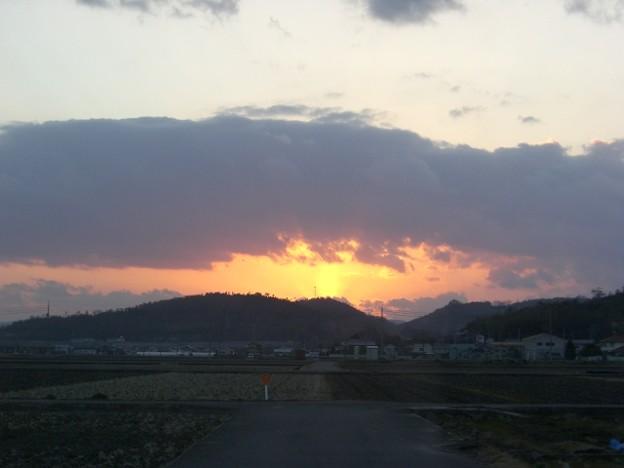 Photos: 夕景の景色