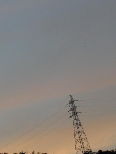 Photos: 日が落ちて
