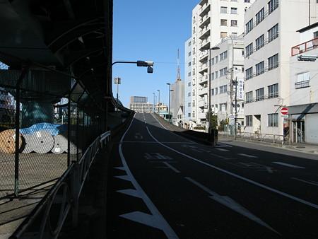 千住大橋(2008/1)