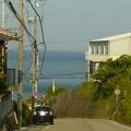 海へと続く坂道