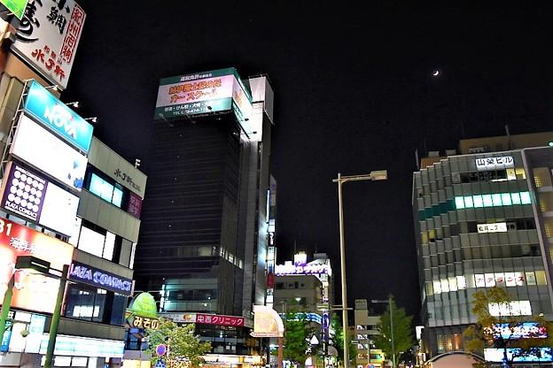 和歌山駅の夜景