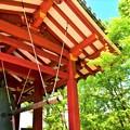 日本三名鐘の一つ鐘楼