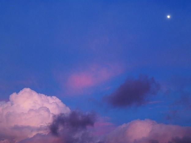 雨のあとの青空