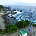 潮岬灯台からの景色