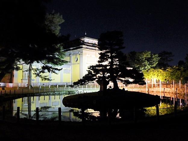 奈良国立博物館庭園