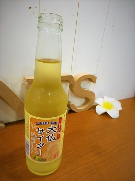アグネス カフェ 奈良 大仏サイダー