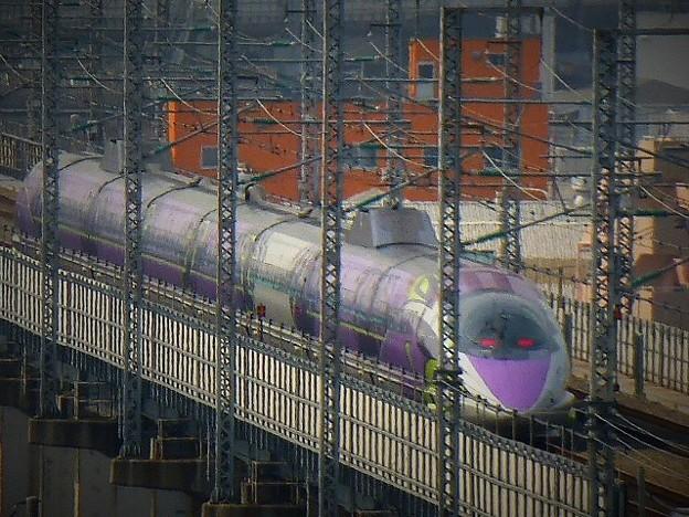 エヴァンゲリオン新幹線