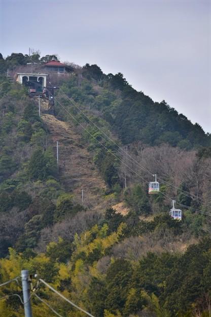 八幡山ロープウェー