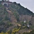 Photos: 八幡山ロープウェー