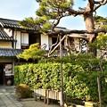 写真: 五個荘近江商人屋敷 外村繁邸