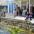Photos: 高瀬川での風景