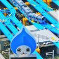 大阪環状線のプラレール
