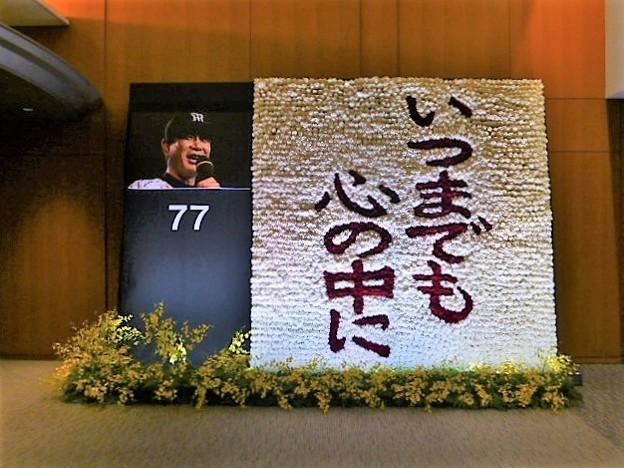 Photos: お別れの会