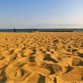 写真: 須磨海岸