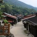 写真: 奈良井宿