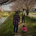 """Photos: """"Spring, heartwarming family"""""""