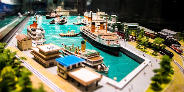 鉄道博物館 模型_020