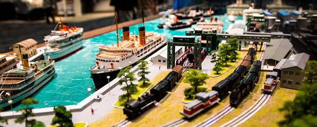 鉄道博物館 模型_022