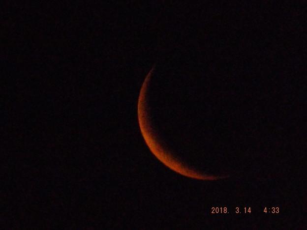 2018/03/14(水)のお月様