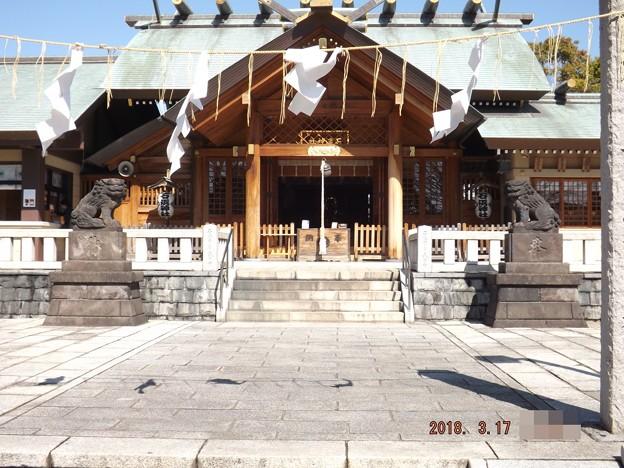 2018/03/17(土)・浅草名所七福神・石濱神社