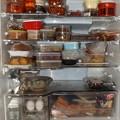 Photos: 2018/04/09(月)・冷蔵庫の中身の整理整頓してかなりスッキリ(#^^#)
