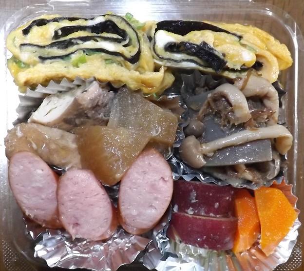 写真: 2018/06/14(木)・父ちゃん弁当のおかず
